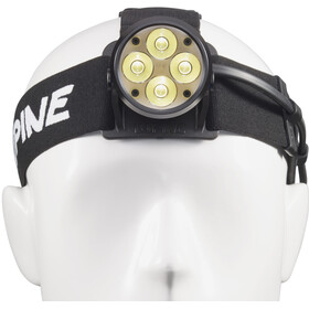 Lupine Wilma RX 14 Stirnlampe 13,2 Ah SmartCore Akku mit Bluetooth Fernbedienung + Halter